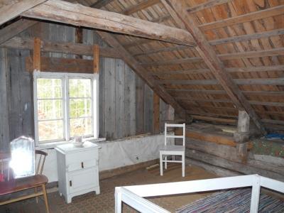 Isolera vind gammalt hus