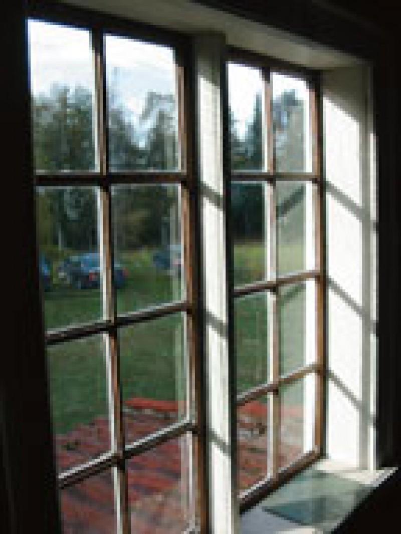Fönster - Byggnadsvårdsföreningen