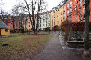 Sankt eriksområdet i Stockholm